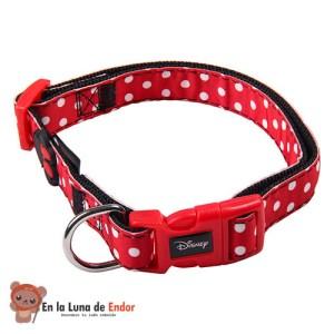 Collar FanPets de Minnie Mouse Disney para perros y gatos frikis