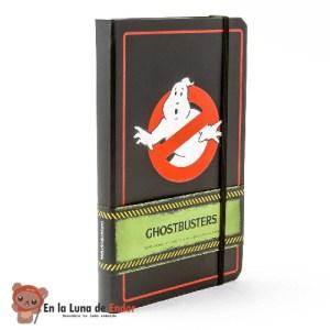 diario ghostbusters