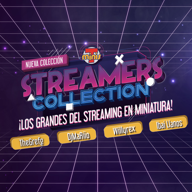 streamers collection