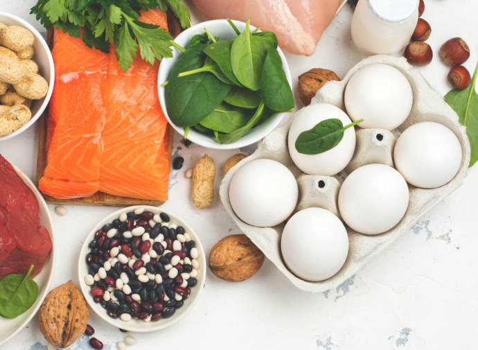 protein rich food during pregnancy