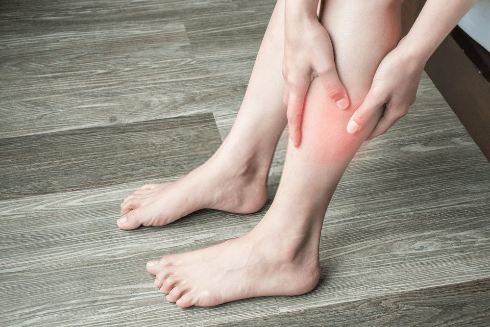 Symptoms Of A Blood Clot In The Leg