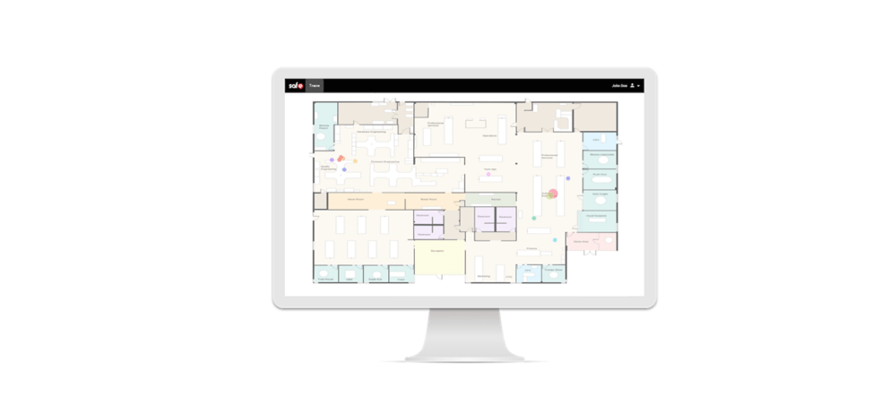 Enlighted Adds Workplace Contact Tracing App To Building