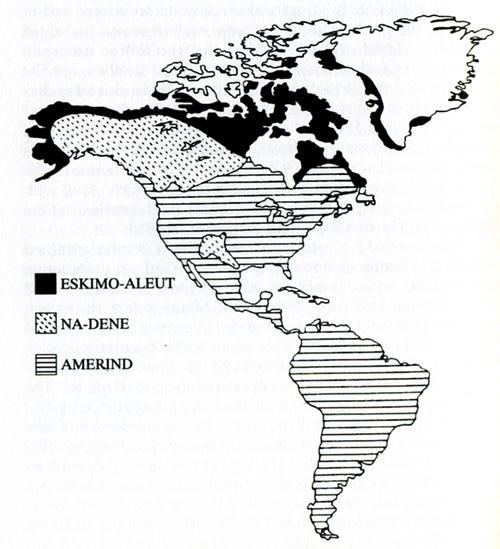 Nostratic origin of human populations in Eurasia