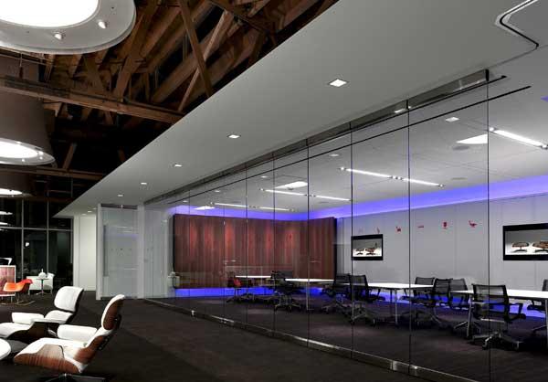 Herman Miller Los Angles Showroom: LEED Platinum Project