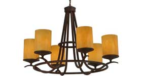 enLightenment Home Lighting Products: Meyda Custom Lighting 116258-1