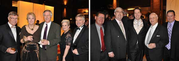 BJ's Home Accents, CSR Associates and Kichler Attended the 2012 Arts Awards