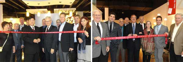 CAL Lighting opens new showroom at the Dallas Market
