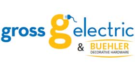 Gross Electric Lighting Showroom Adds Buehler Hardware