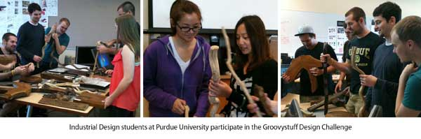 Groovystuff Sponsors Purdue Industrial Design Students and Faculty to High Point Market