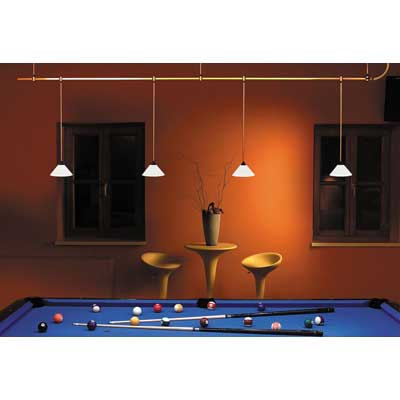 Focalor Low Voltage Pendant System An alternative to the more typical billiard fixture is this low-voltage system utilizing rigid rod extensions instead of ...  sc 1 st  enLIGHTenment & May Lighting Showroom Standouts azcodes.com