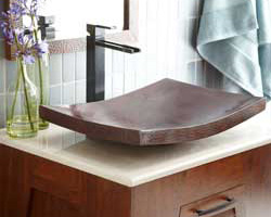 enLightenment Home Lighting Kitchen and Bath featuring Native Trails Kohani