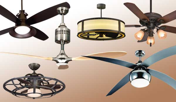 Residential Ceiling Fans Fall 2012 Preview