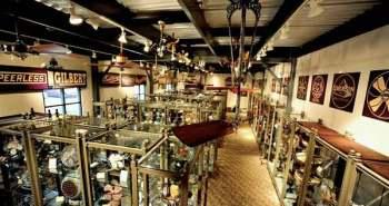 Fanimation Museum: 10983 Bennett Parkway Zionville, IN 46077
