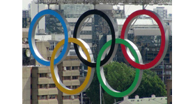 GE Lights Key Venues for the London Olympics