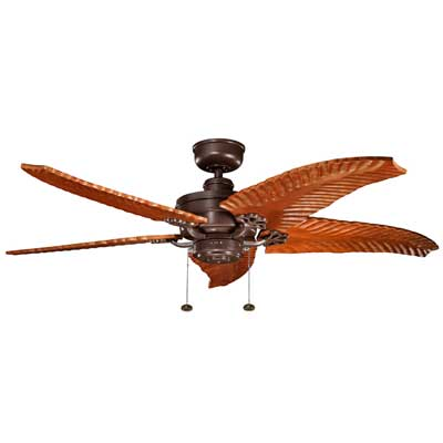 Kichler Crystal Bay Ceiling Fan