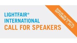 Lightfair Seeks Industry Experts As Conference Speakers