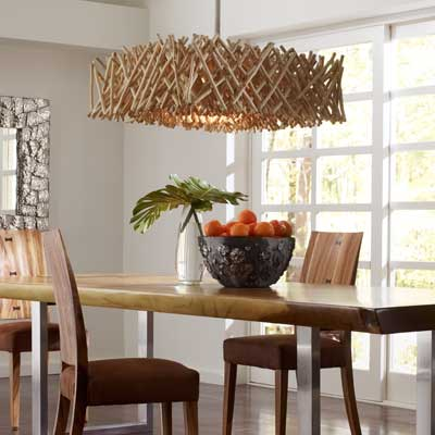 The Phillips Collection Stick hanging fixture