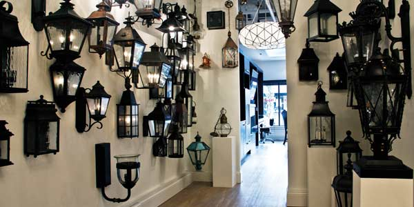 Hinsdale Residential Lighting Showroom Chicago