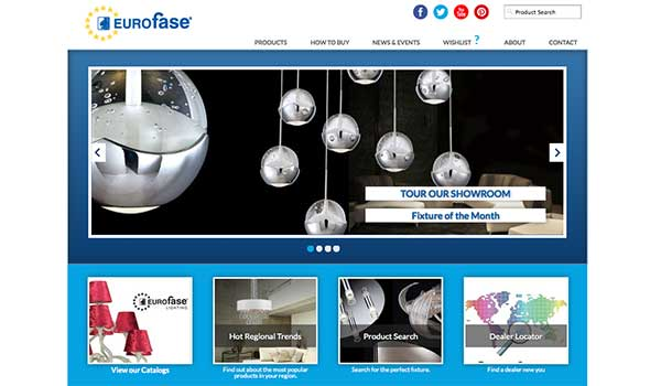Eurofase Website