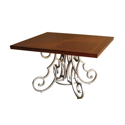 John Thomas Bon Appetit table