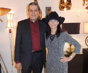 Lighting Innovation Judy Ziccardi and Alex Miranda