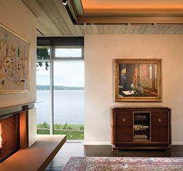 How to Light a home art Gallery