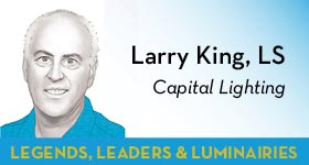 Larry King: Capital Lighting