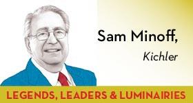 Sam Minoff: Kichler Lighting