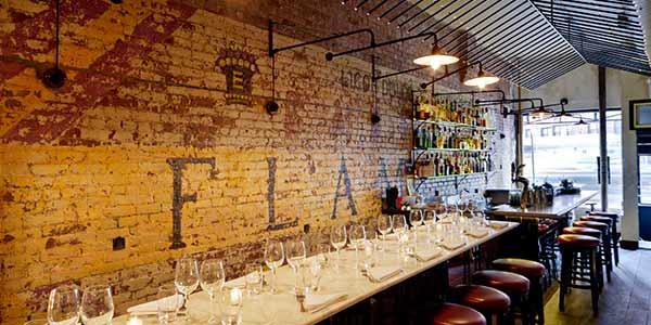 Barrio 47 Manhattan bar/restaurant