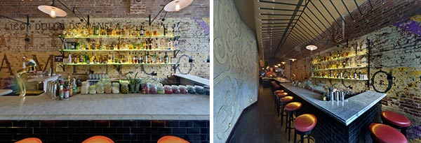 Architecture and Lighting firm Bluarch: Barrio 42