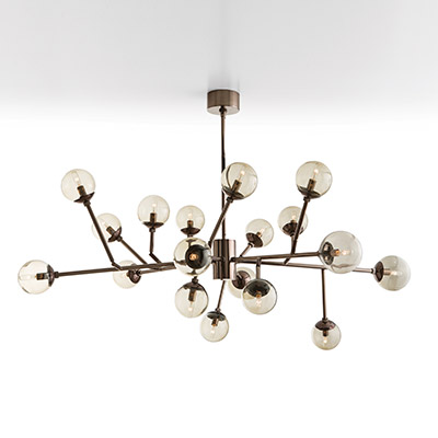 Arteriors: Dallas chandelier