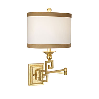 Pacific Coast Lighting:  Phila wall lamp