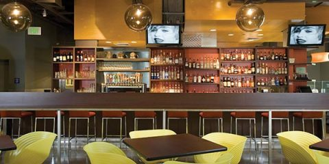 Toshiba LED Lighting The Pop Kitchen + Bar