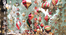 Lighting Showroom Seasonal Displays