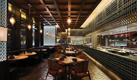 Hirsch Bedner Associates - Grand Hyatt