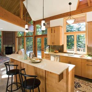 Eco friendly Cabinets: Top Ten Home Remodeling Trends 2014