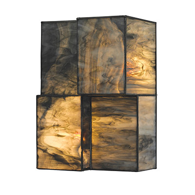 Elk Lighting: Cubist Collection Wall Sconces