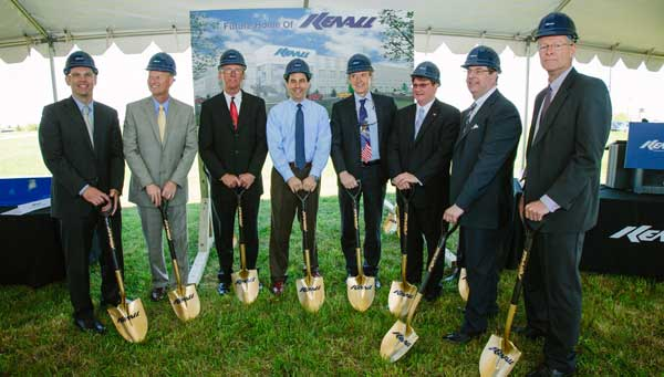 Lightfair_Kenall-209 & Kenall Manufacturing Breaks Ground on New Facility