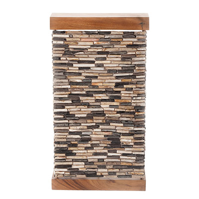 Phillips Collection: Mosaic Petrified Wall Lamps