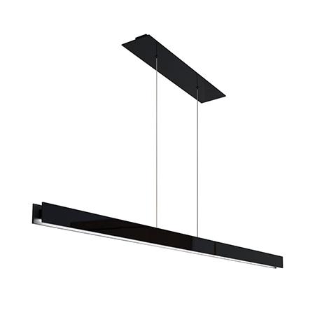 Edge Lighting: Glide Glass Suspension Fixture