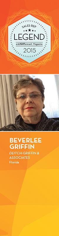 Beverly Griffin Lighting Legend