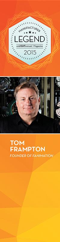 Tom Framp Lighting Legend