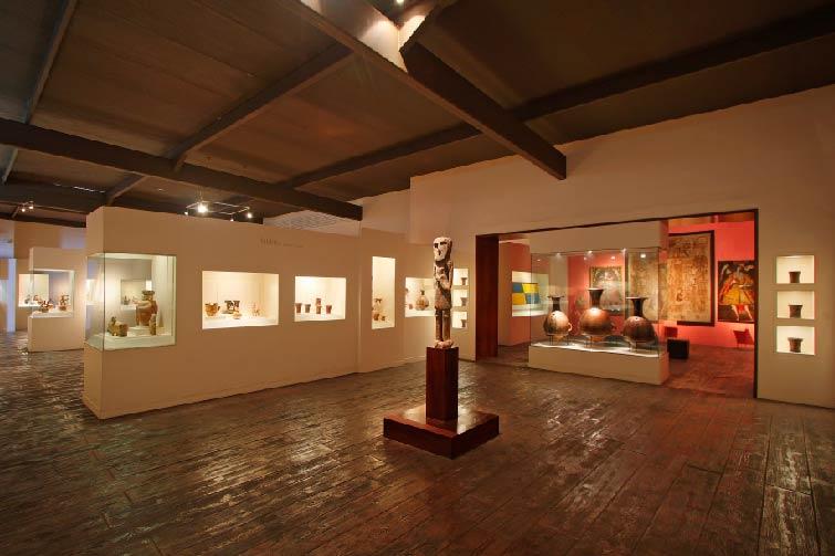 Museo Arqueolgico Larco  En Lima Agenda Cultural