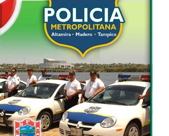 Policía Municipal = Policía Metropolitana