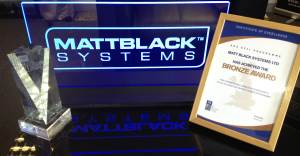 Matt Black Systems