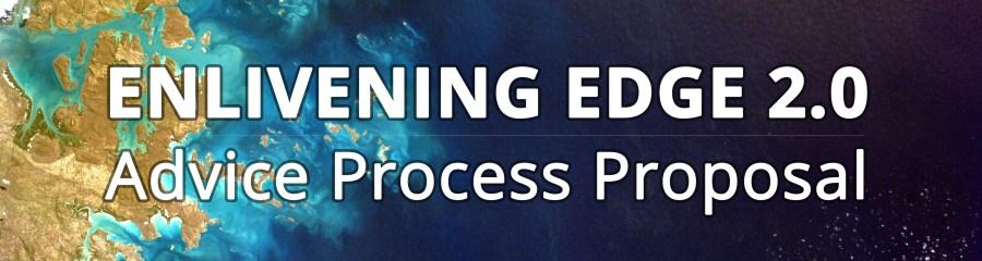Advice Process Proposal