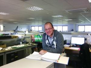 Ivan at Matt Black Systems