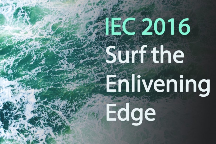 Surf the Enlivening Edge