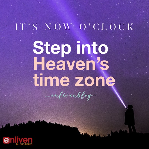 Heaven's Time Zone, Kingdom Time