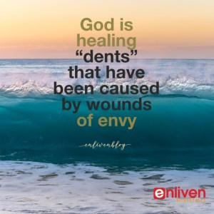 Prophetic Word: Wounds from Envy are Being Healed